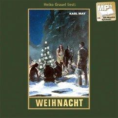 Weihnacht, 1 MP3-CD / Gesammelte Werke, MP3-CDs 24 - May, Karl;May, Karl May, Karl