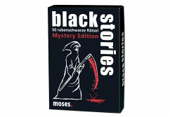 Moses Verlag 392 - Black Stories, Mystery Edition