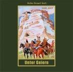 Unter Geiern, 1 MP3-CD / Gesammelte Werke, MP3-CDs Bd.35
