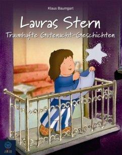 Traumhafte Gutenacht-Geschichten / Lauras Stern Gutenacht-Geschichten Bd.3 - Baumgart, Klaus