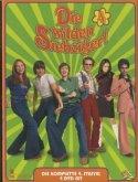 Die wilden Siebziger - Die komplette 4. Staffel (5 DVDs)