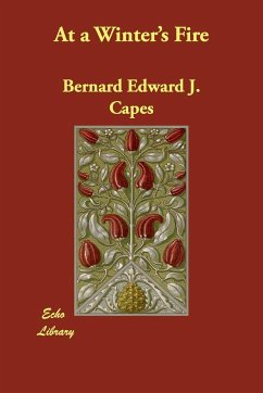 At a Winter's Fire - Capes, Bernard Edward Joseph