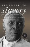 Remembering Slavery: African Americans Talk about Their Personal Experiences of Slavery and Emancipation [With MP3 CD]