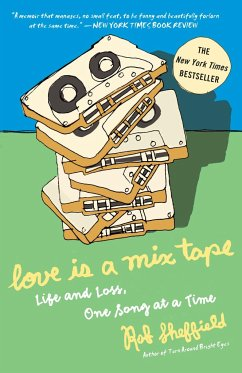 Love Is a Mix Tape - Sheffield, Rob