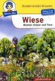 Benny Blu - Wiese - Blumen, Gräser und Tiere