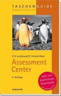 Assessment Center - Leciejewski, Klaus; Fertsch-Röver, Christof