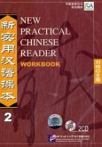 2 Audio-CDs zum Workbook / New Practical Chinese Reader Pt.2
