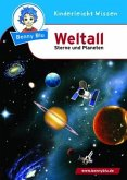 Weltall, Neuausgabe / Benny Blu Bd.127