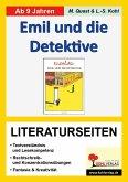 Emil und die Detektive / Literaturseiten