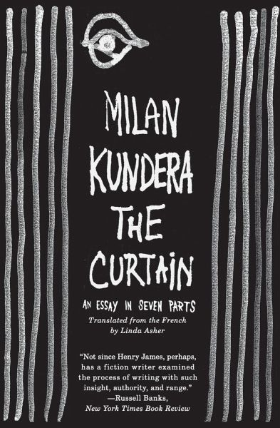 the craft of kundera essay To sum up, it is an essay which main point is directed to the description of milan kundera's narration as well as a personal opinion supported by critics of experts the unbearable lightness of being is a work of fiction, that it is also combined with facts of history.