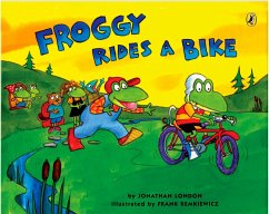Froggy Rides a Bike - London, Jonathan; Remkiewicz, Frank
