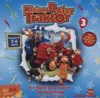 Kleiner Roter Traktor - Der kleine roter Traktor hat Geburtstag und 5 weitere Abenteuer, 1 Audio-CD