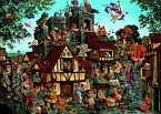 Jumbo Spiele - 02107 - Reime (Rhymes) - James Christensen