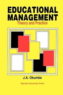 9789966846426 - Okumbe, J. A.: Educational Management. Theory and Practice - Kitabu