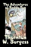The Adventures of Reddy Fox by Thornton Burgess, Fiction, Animals, Fantasy & Magic