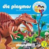 Die Playmos 03. Die Dinos kommen