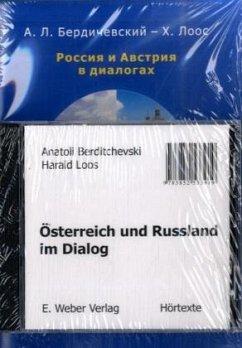 Österreich und Russland im Dialog, Hörtexte, 1 Audio-CD