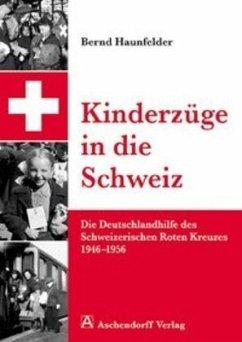 Kinderzüge in die Schweiz