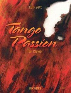 Tango Passion, für Klavier