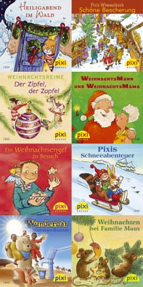 Pixi Bücher Weihnachten : pixi buch 1538 1545 fr hliche weihnachten mit pixi pixi b cher buch b ~ Buech-reservation.com Haus und Dekorationen