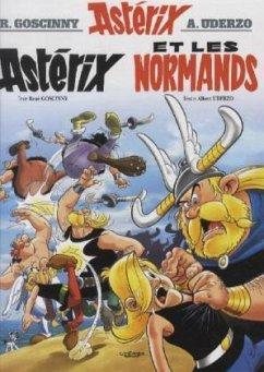 Asterix Französische Ausgabe 09. Asterix et les Normands - Goscinny, Rene