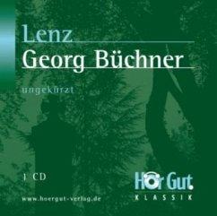 Lenz, 1 Audio-CD