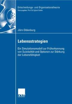 Lebensstrategien von Jörn Oldenburg - Fachbuch - buecher.de