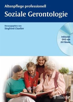 Soziale Gerontologie - Charlier, Siegfried