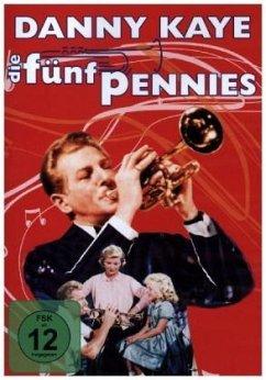 Danny Kaye - Die fünf Pennies - Harry Guardino,Danny Kaye,Barbara Bel Geddes