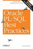 Oracle Pl/SQL Best Practices: Write the Best Pl/SQL Code of Your Life