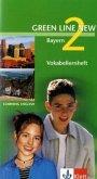Green Line New 2. Vokabellernheft. Bayern