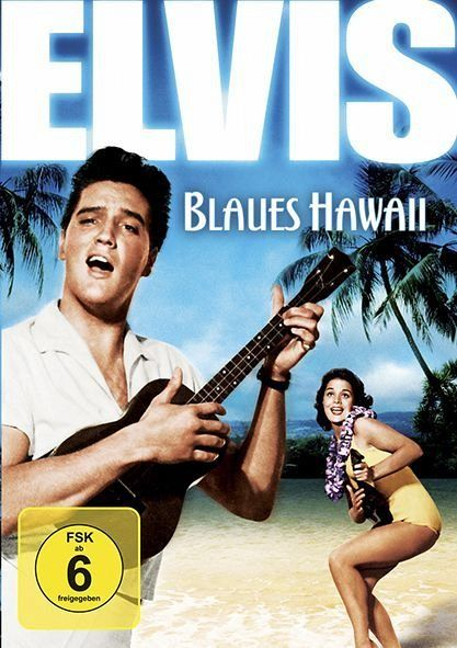 Blaues Hawaii - Blackman,Joan/Lansbury,Angela/Presley,Elvis
