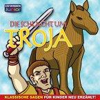 Die Schlacht um Troja, 1 Audio-CD