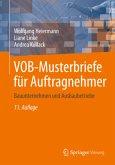 für Auftragnehmer, m. CD-ROM / VOB-Musterbriefe