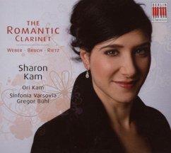 The Romantic Clarinet - Kam,Sharon