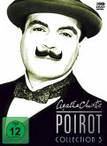 Agatha Christie - Poirot Collection 03 (3 DVDs)