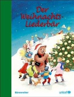 Der Weihnachts-Liederbär