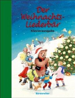 Der Weihnachts-Liederbär, Klavierausgabe