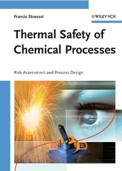 Thermal Safety of Chemical Processes - Stoessel, Francis