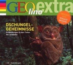 GEOlino extra - Dschungel-Geheimnisse