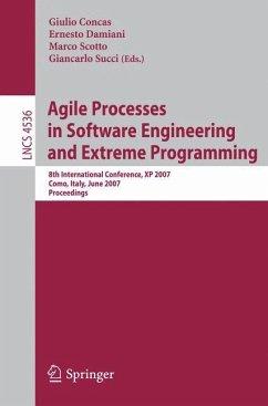 Agile Processes in Software Engineering and Extreme Programming - Concas, Giulio (Volume ed.) / Damiani, Ernesto / Scotto, Marco / Succi, Giancarlo