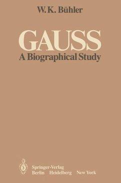 Gauss - Bühler, W. K.