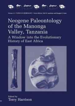 Neogene Paleontology of the Manonga Valley, Tanzania - Harrison, Terry (Hrsg.)