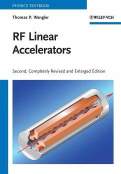 RF Linear Accelerators - Wangler, Thomas P.