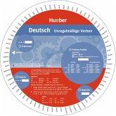 Wheel. Unregelmäßige Verben Deutsch. Sprachdrehscheibe