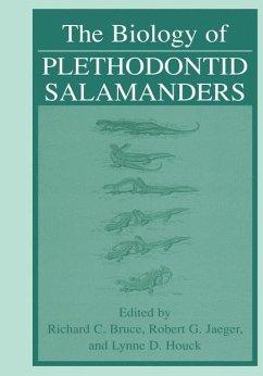 The Biology of Plethodontid Salamanders