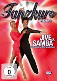 Tanzkurs Vol. 05 - Jive & Samba, für Anfänger und Fortgeschrittene