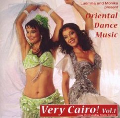 Very Cairo! Vol.1 - Live Orchestra From Cairo