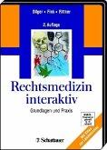 Rechtsmedizin interaktiv, 1 DVD-ROM