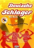 Deutsche Schlager, Das Beste, m. 2 Audio-CDs